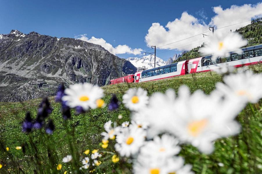 瑞士的環境優美,被喻為最幸福國家之一。