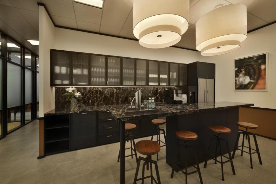 The Great Room香港的共享空間。