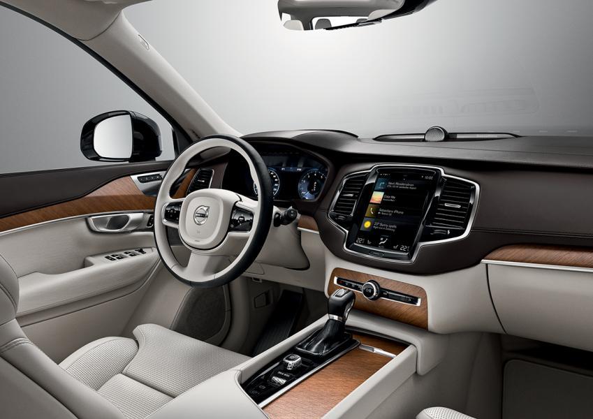 車廂配備Fine-Nappa 真皮座椅,令安坐時更加舒適。