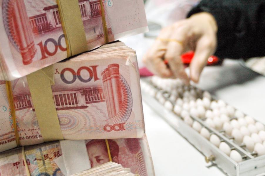 人民幣匯價下跌,打擊內地客的消費意慾.。