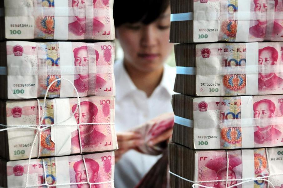 人民幣的跌勢未止,美元對人民幣有機會升至7算。