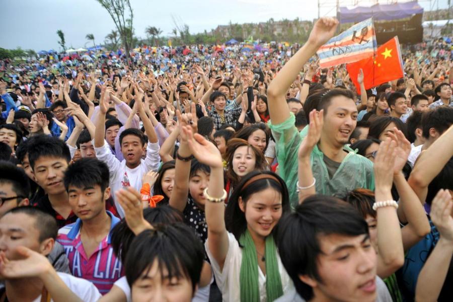 年輕人成為夜間經濟的主要消費群組。