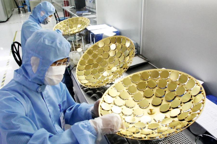 中興事件令中國驚覺缺乏核心技術的嚴重性,當中晶片業未來投資額必定大幅增加。