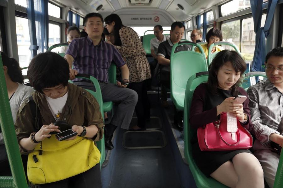 中國的手遊規模已超過五億人。