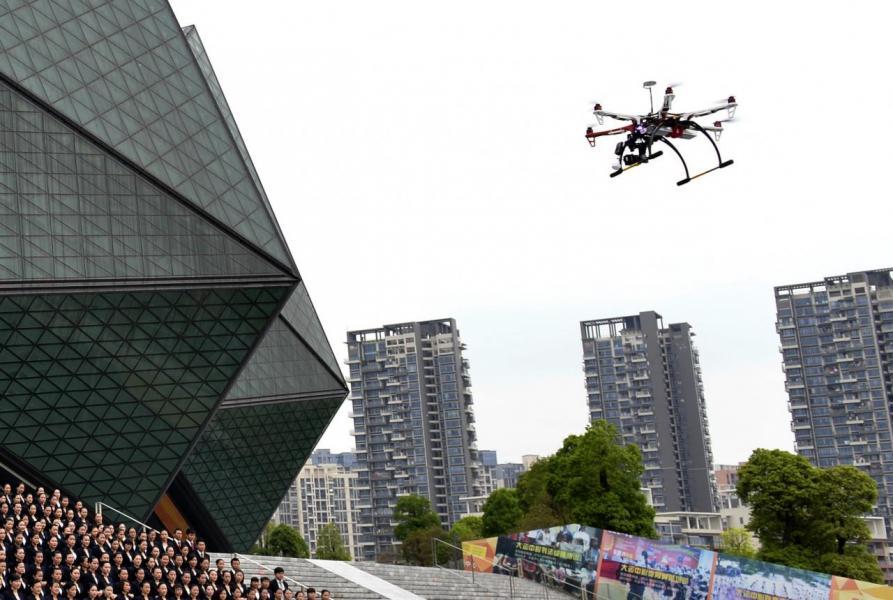 無人機送貨仍未成為主流,但前景不宜低估。