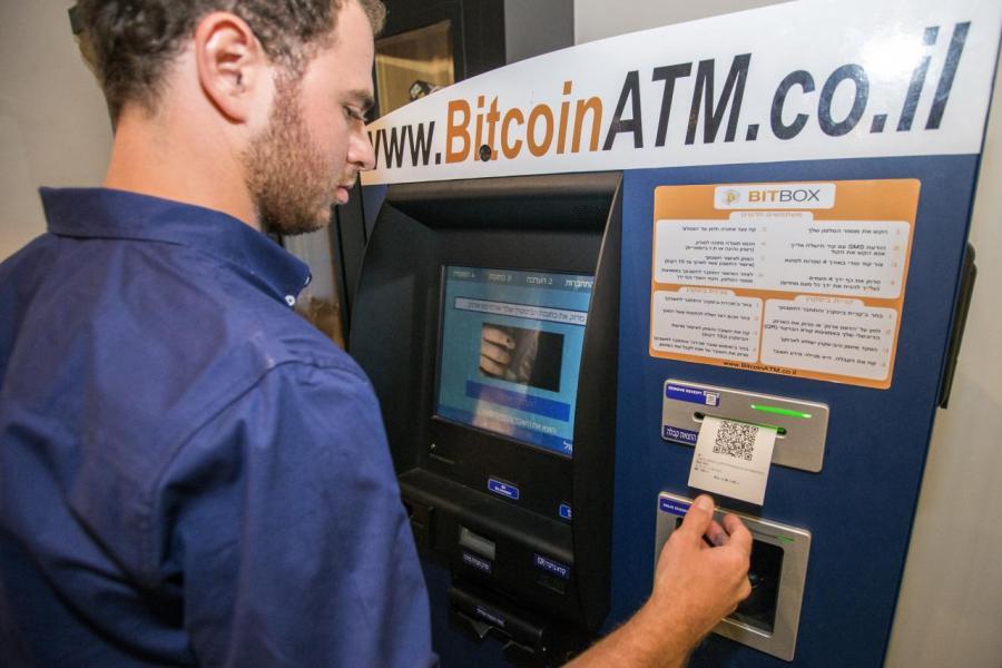 隨着比特幣漸受商店接納,不少國家亦出現比特幣ATM。