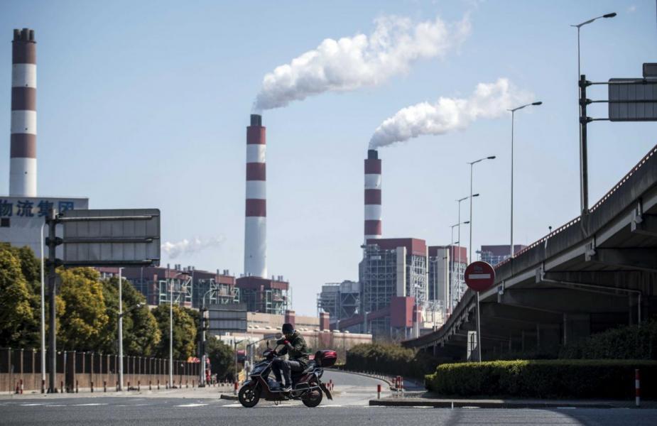 今年八月中國政府批准中國國電集團與煤炭公司中國神華合併。