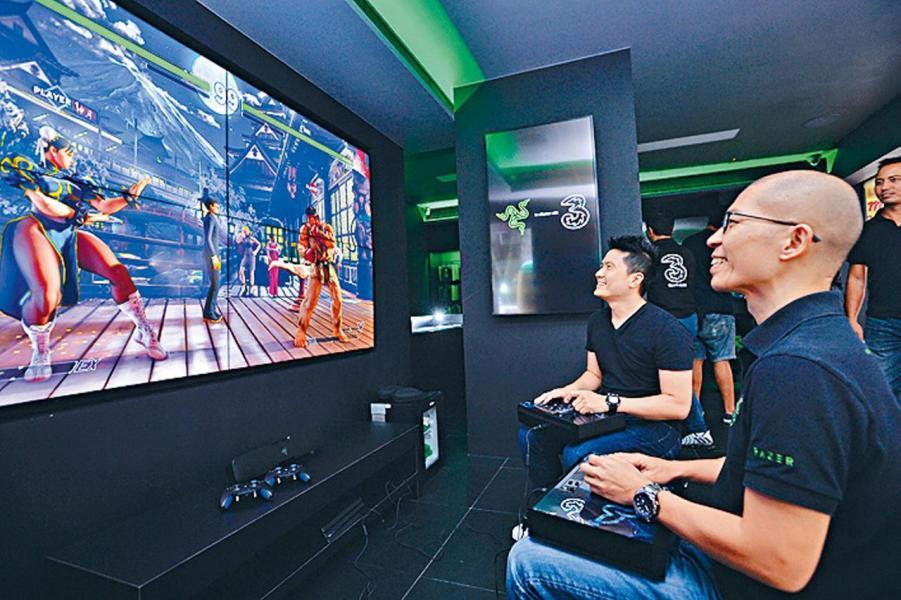 香港的科技行業可與內地尋求合作。