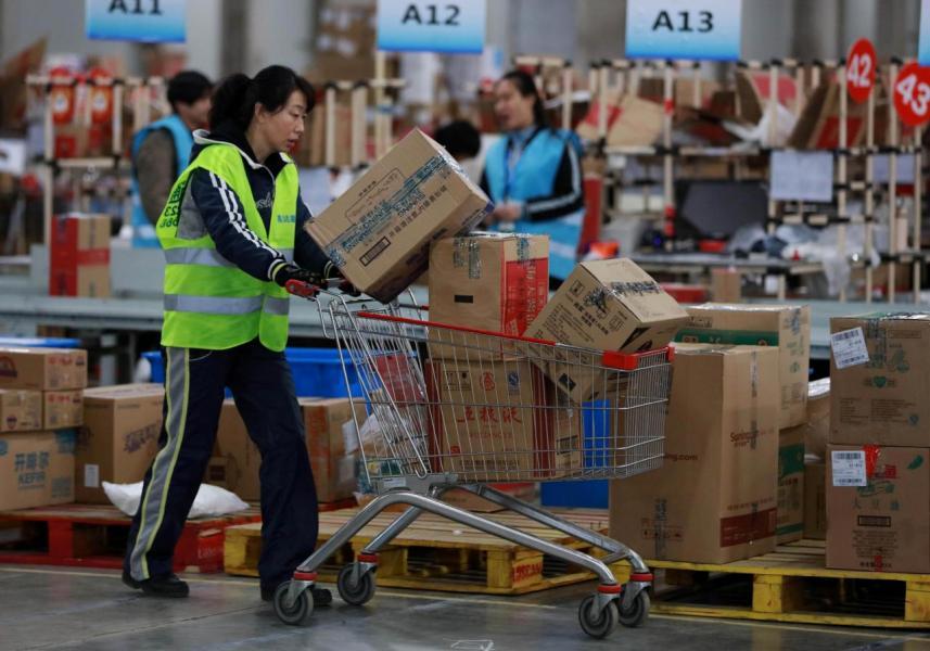 中國過去十五年人均GDP急升,引爆消費力。