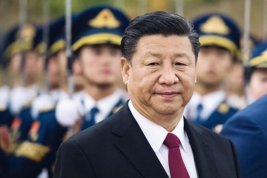 中國國家主席習近平在新年祝詞中指二○一八年是全面貫徹中共十九大精神的開局之年。