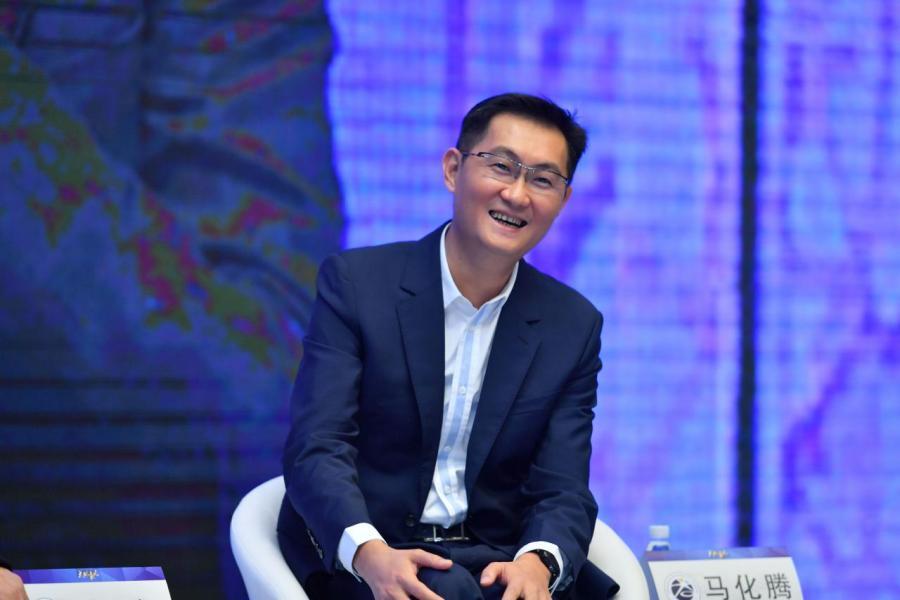 騰訊近年投資不少初創企業,當中不少已先後上市,反映掌舵人馬化騰眼光獨到。