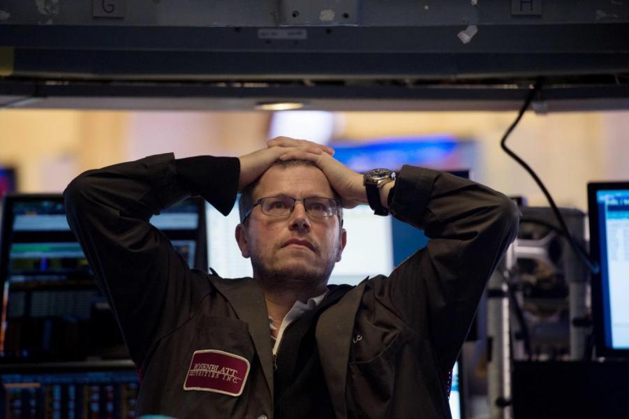 二月首三個交易日中,美股市值隨股價大跌,蒸發了超過一萬億美元。