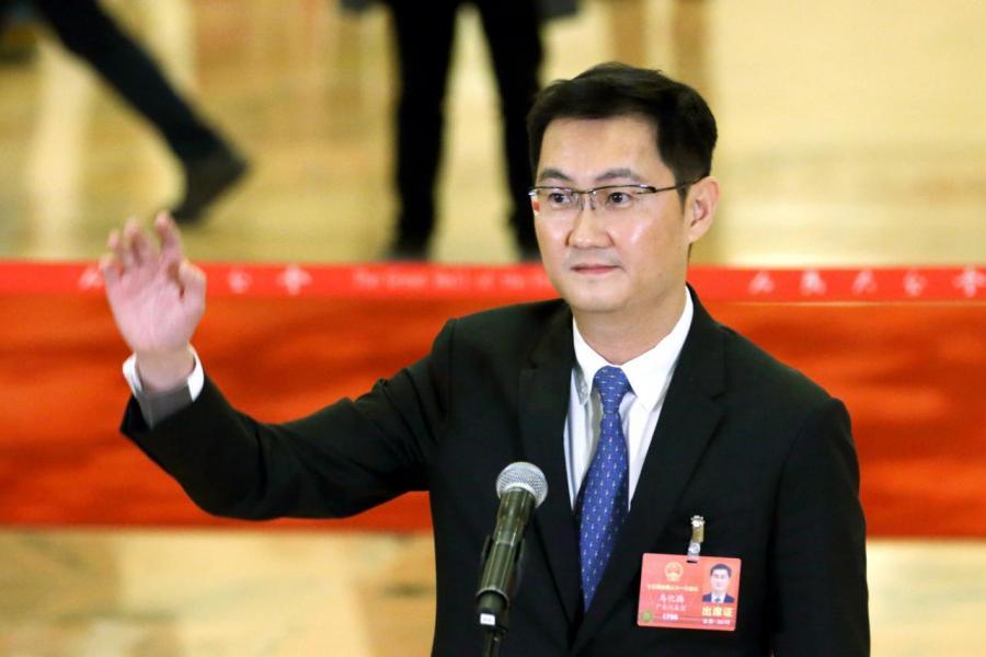 馬化騰近年積極為騰訊加入新業務。
