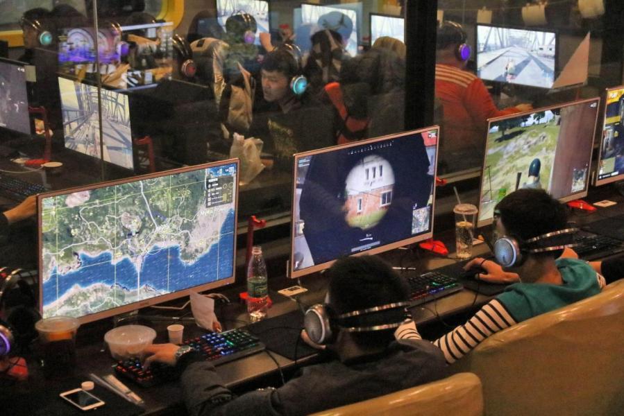 騰訊的網絡遊戲收入增長放緩,因缺乏商業化的新遊戲。