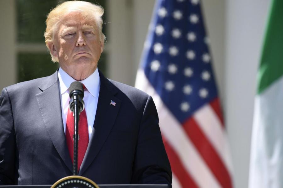 特朗普政府將要求中國縮減貿易逆差一千億美元。