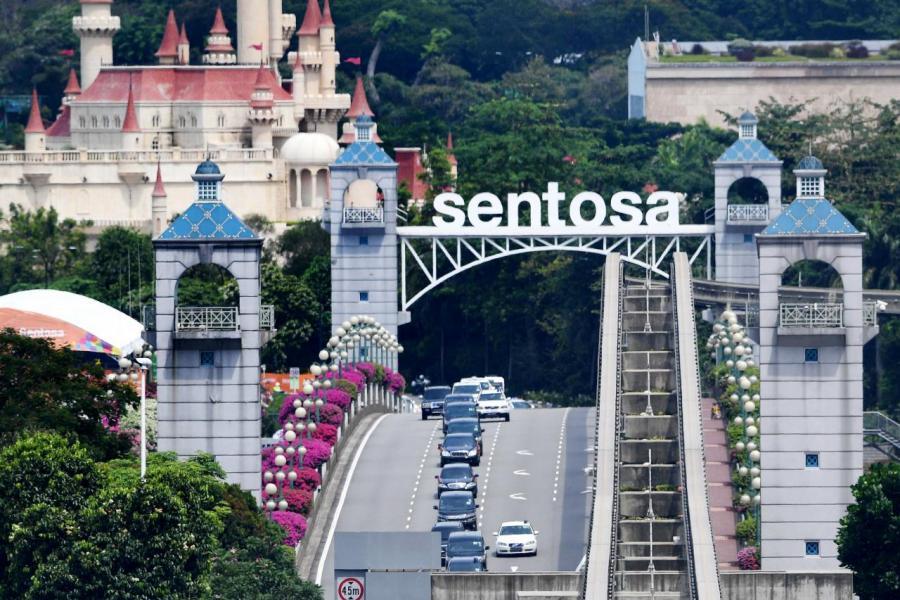 美朝峰會(特金會)在新加坡聖淘沙順利舉行。