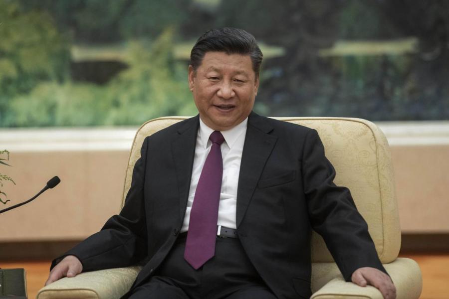 對於中美貿易戰,國家主席習近平揚言會以牙還牙。