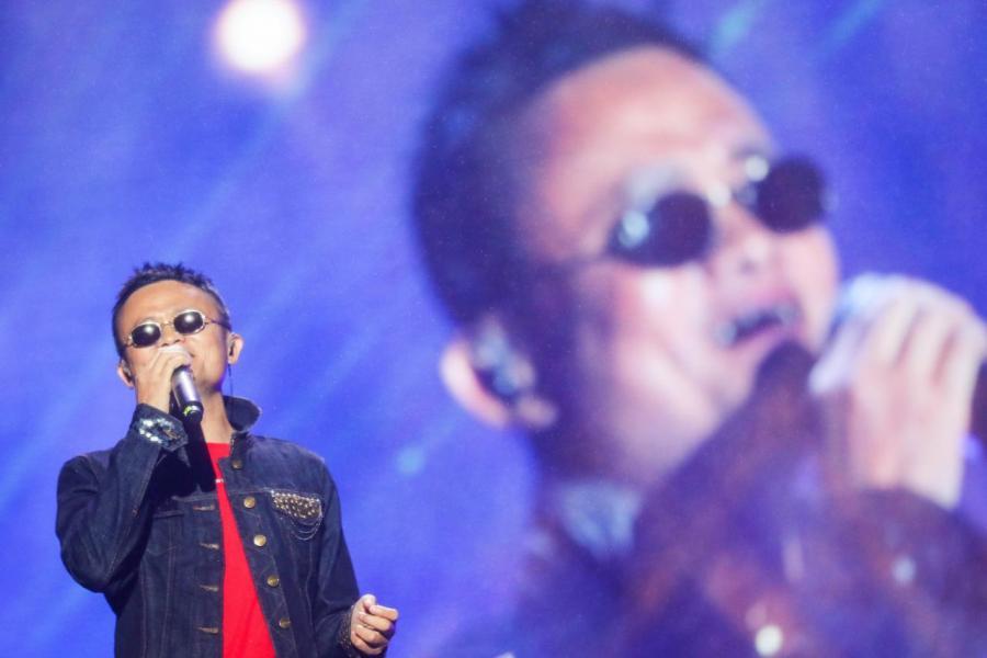 馬雲旗下亦有音樂平台──阿里音樂。