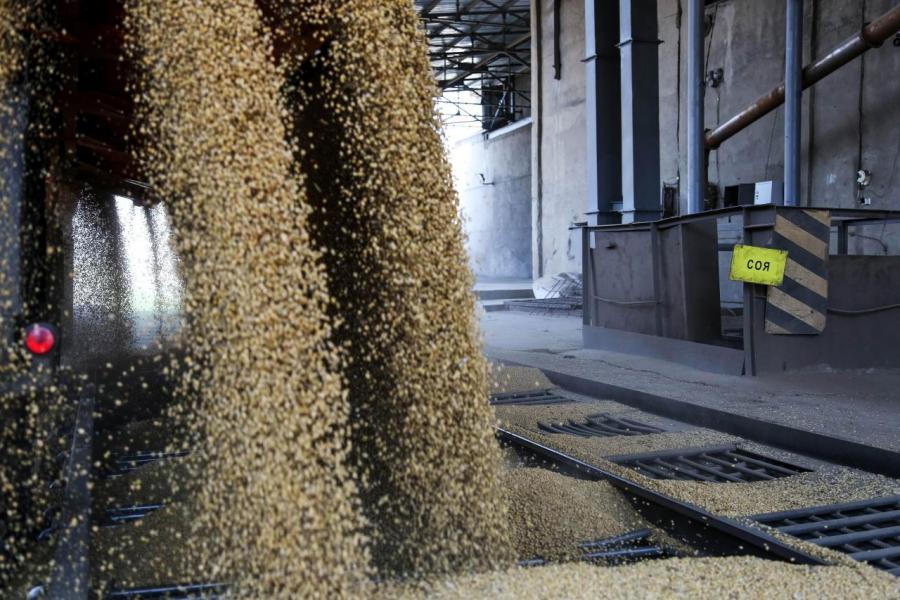 中國是去年美國農產品的最大買家,總額達一百二十七億美元。