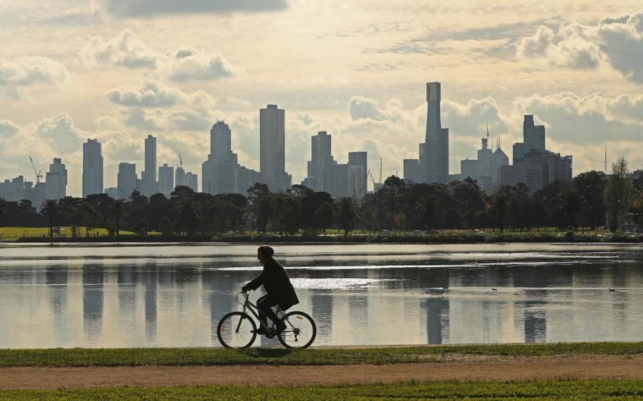目前墨爾本的市場規模雖較悉尼小10%,但預計至2020年,兩者差距將縮小至4%。