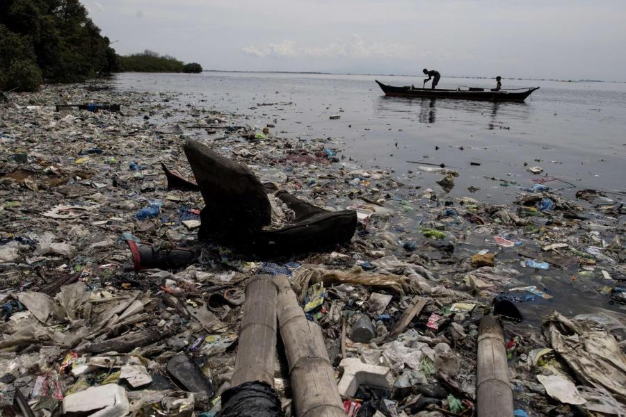 時裝所帶來的污染問題已成為全球關注焦點所在。