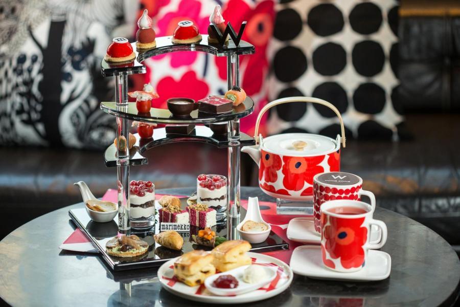 WOOBAR x MARIMEKKO冬季繽紛下午茶