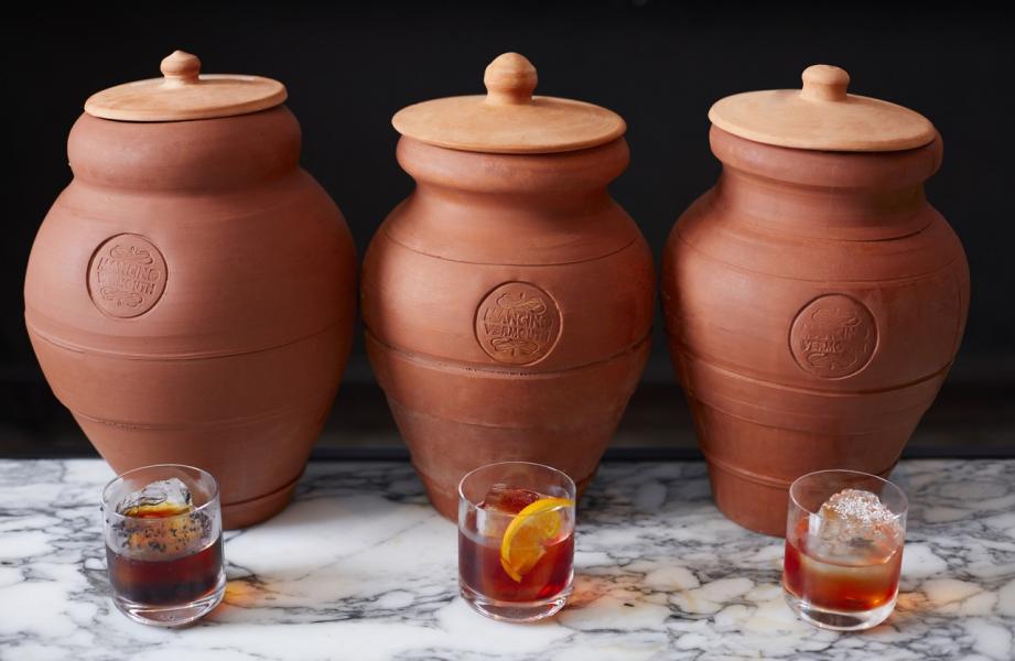 由2019年度亞洲50家最佳酒吧之一的Stockton調整出來的飲料。