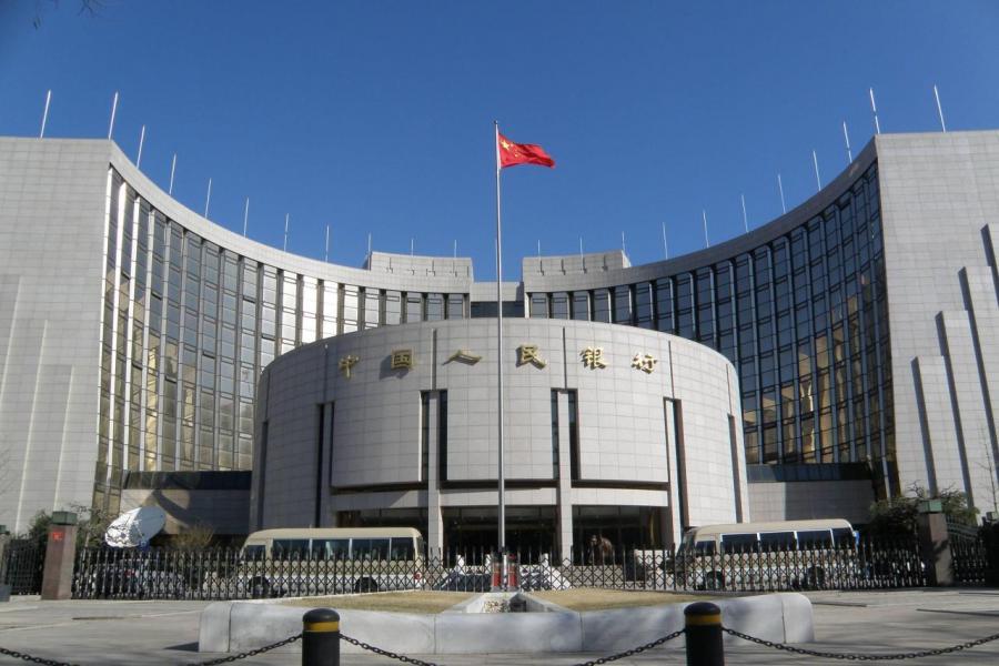 人行最近透過公開市場操作注入人民幣1,500億元以增加流動性供應。