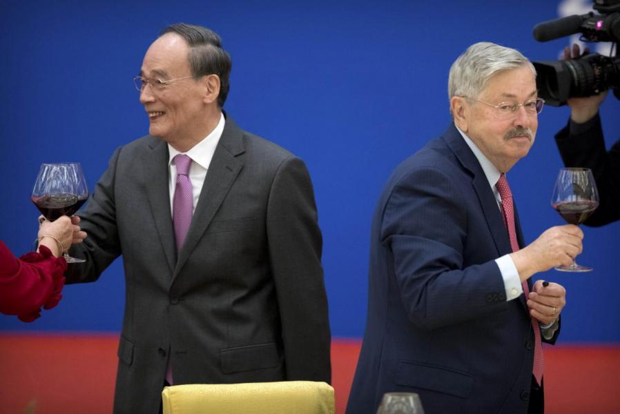 中美貿易關係好轉,為中港股市帶來正面支持。