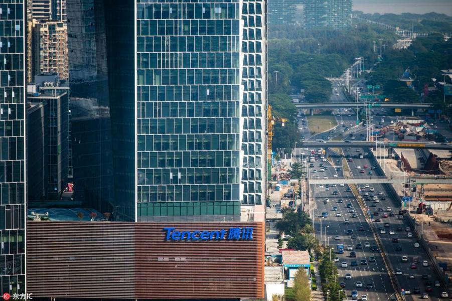 深圳著重於科技創新,不少科技巨企在深圳設置總部。