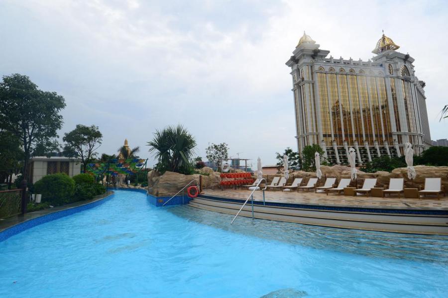 未來澳門陸續會有新酒店及渡假村相繼落成。