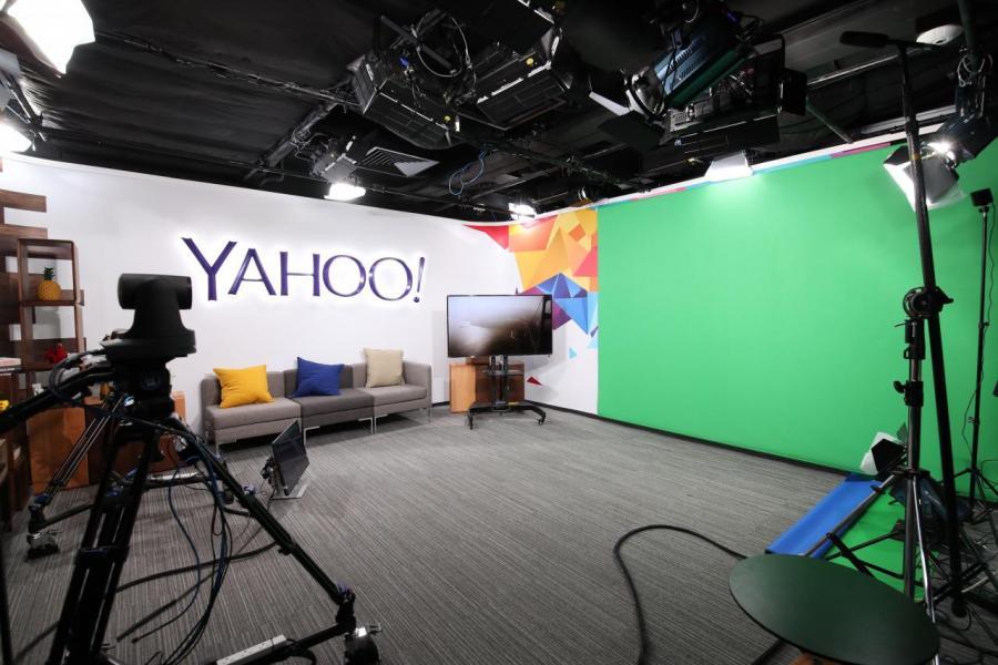 Yahoo Studio 1