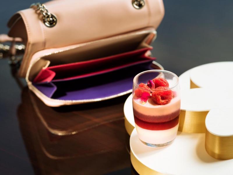 雜莓忌廉奶凍