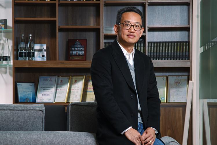 王南:從鋼琴家、科學家到企業家