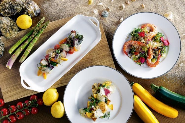 從法國西北至大西洋的海鮮盛宴